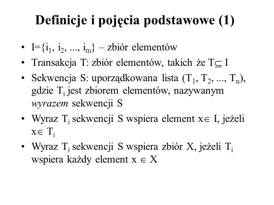Definicje i pojęcia podstawowe (1)