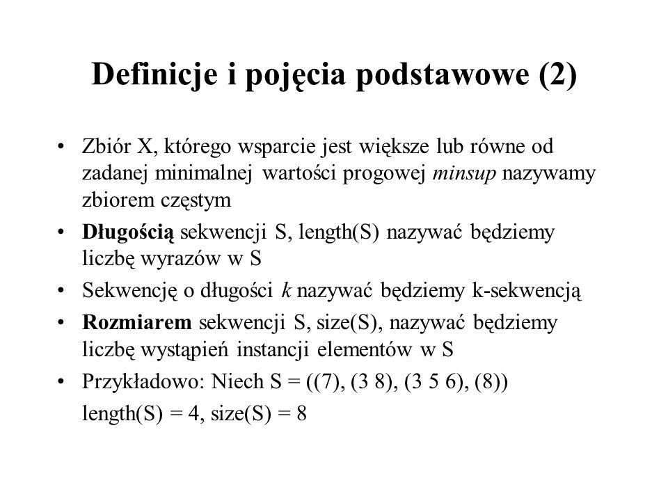 Definicje i pojęcia podstawowe (2)