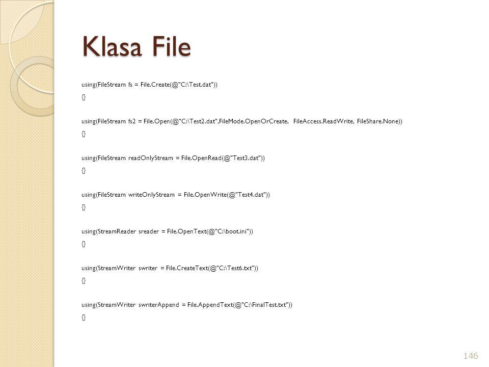 Klasa File