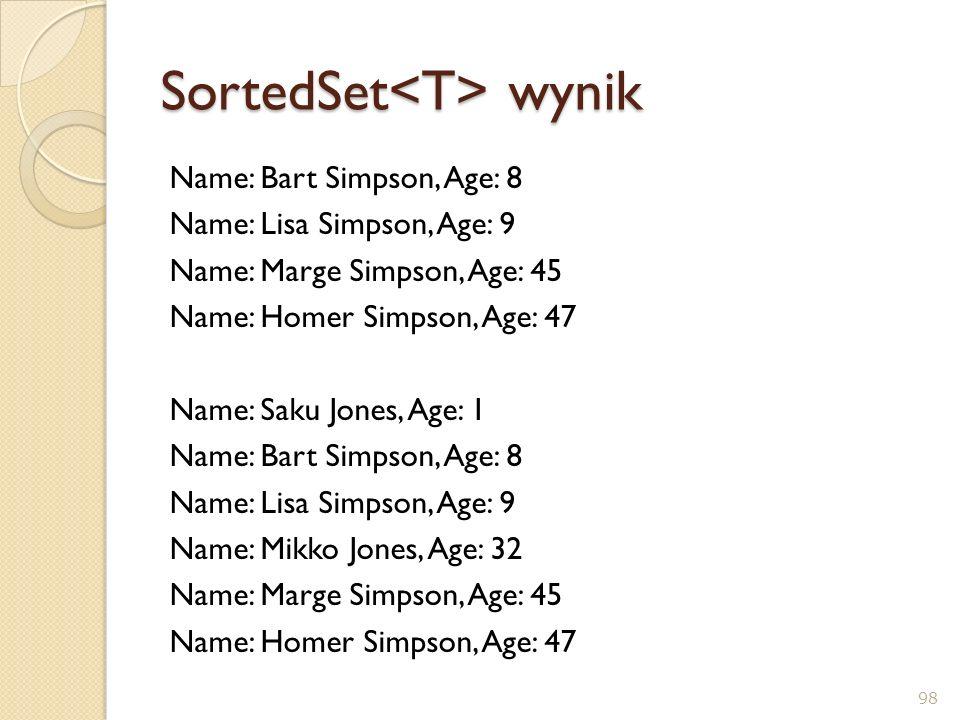 SortedSet<T> wynik