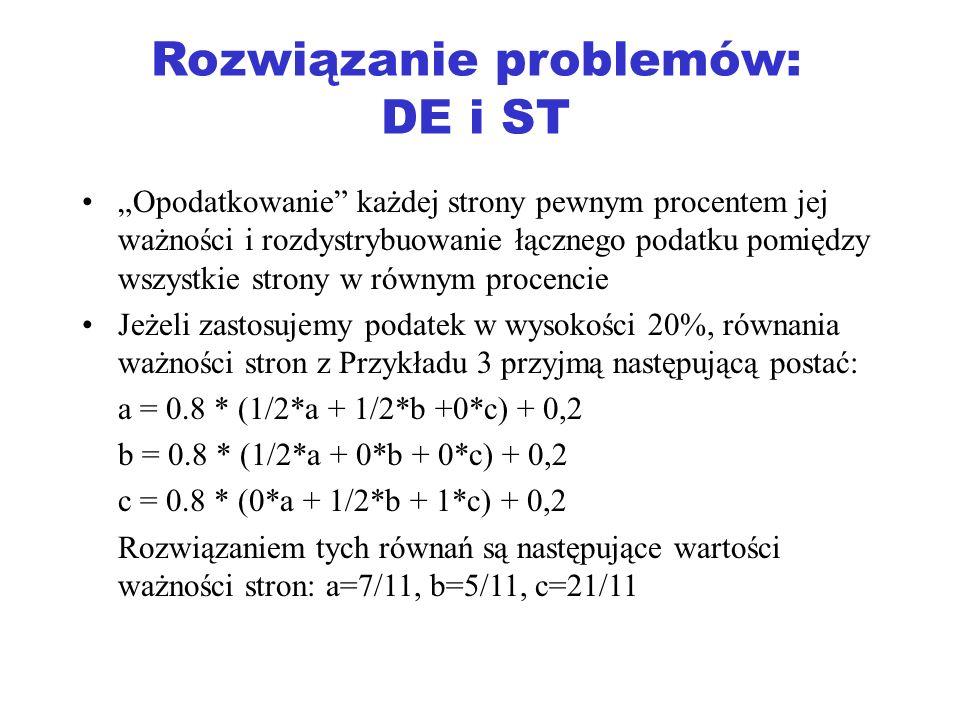 Rozwiązanie problemów:
