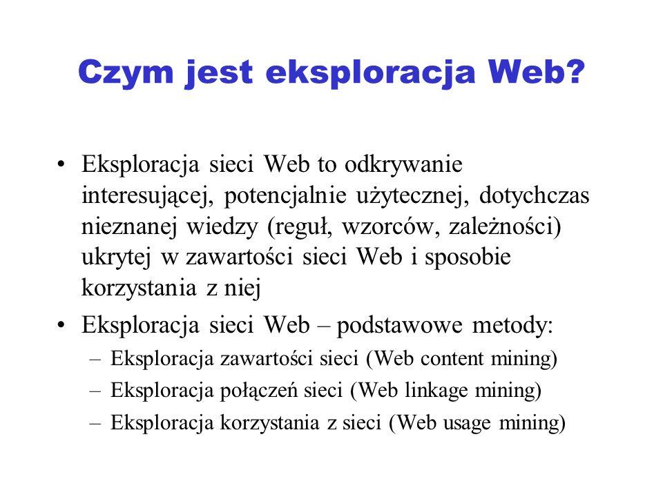 Czym jest eksploracja Web