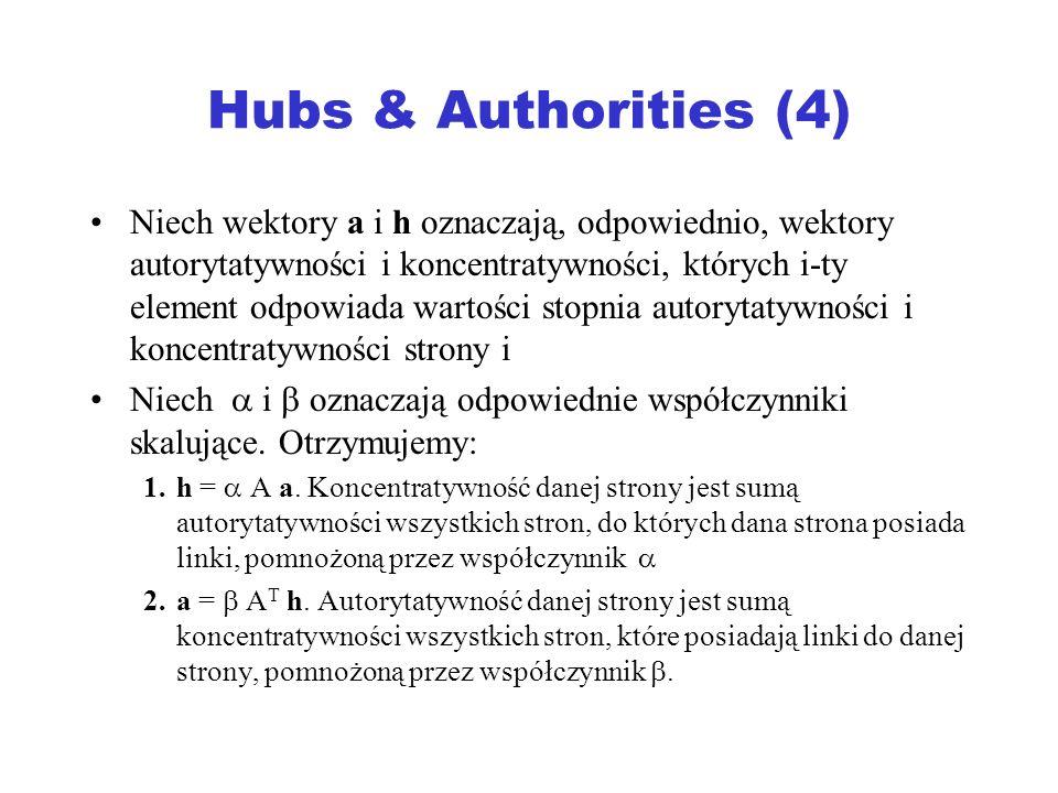 Hubs & Authorities (4)