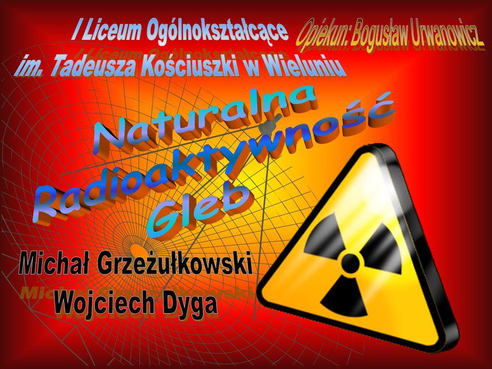Opiekun: Bogusław Urwanowicz