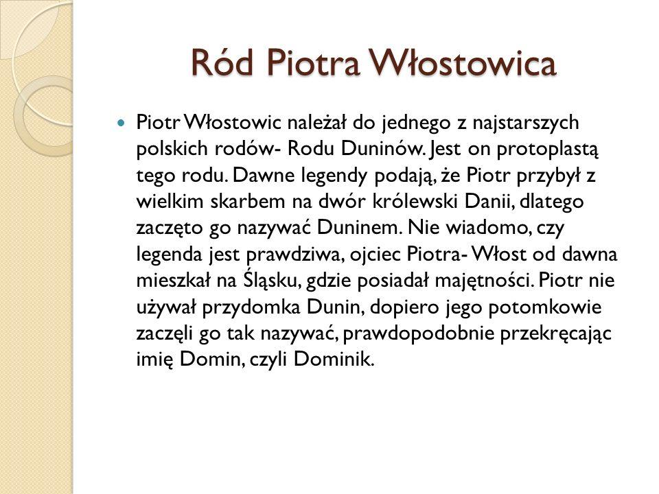 Ród Piotra Włostowica