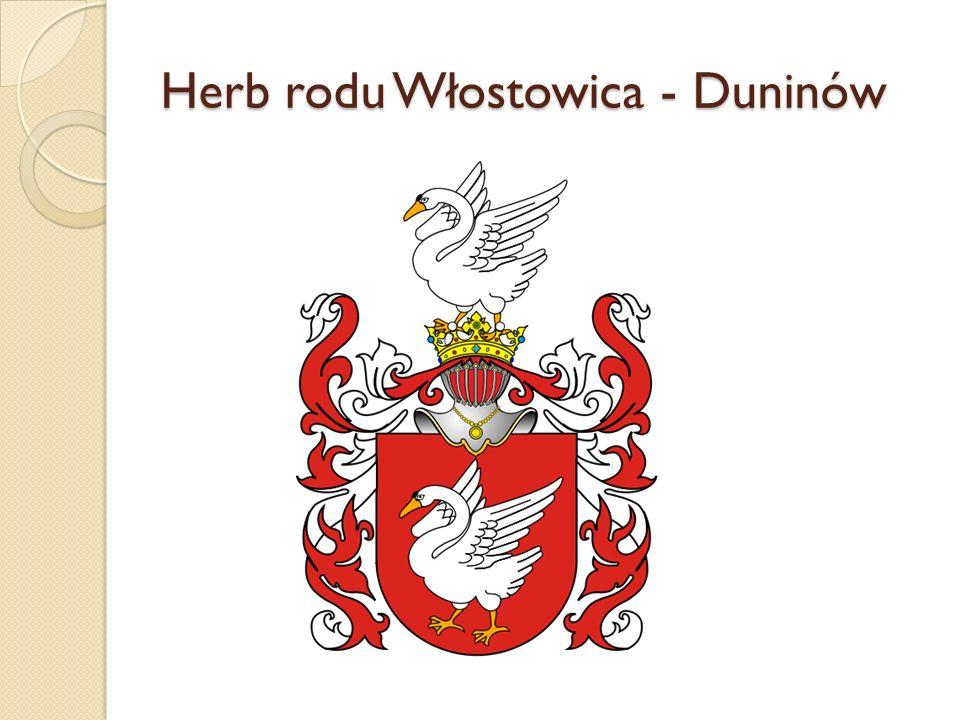 Herb rodu Włostowica - Duninów