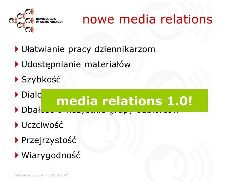 media relations 1.0! media relations 2.0