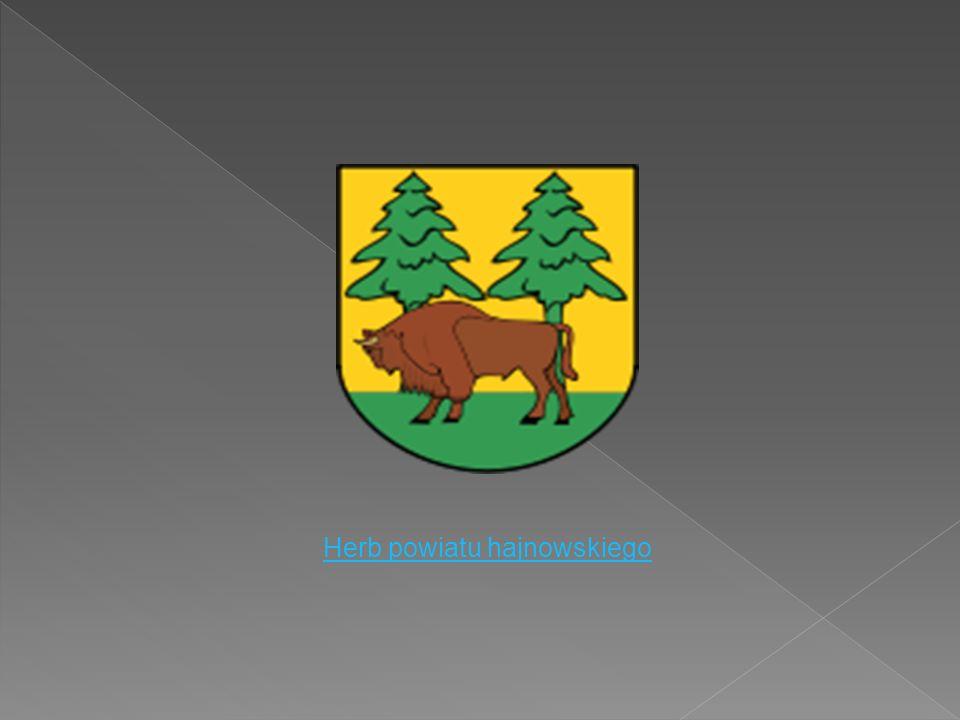Herb powiatu hajnowskiego