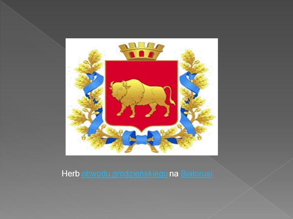 Herb obwodu grodzieńskiego na Białorusi