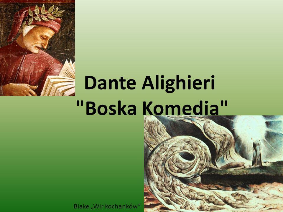 Dante Alighieri Boska Komedia