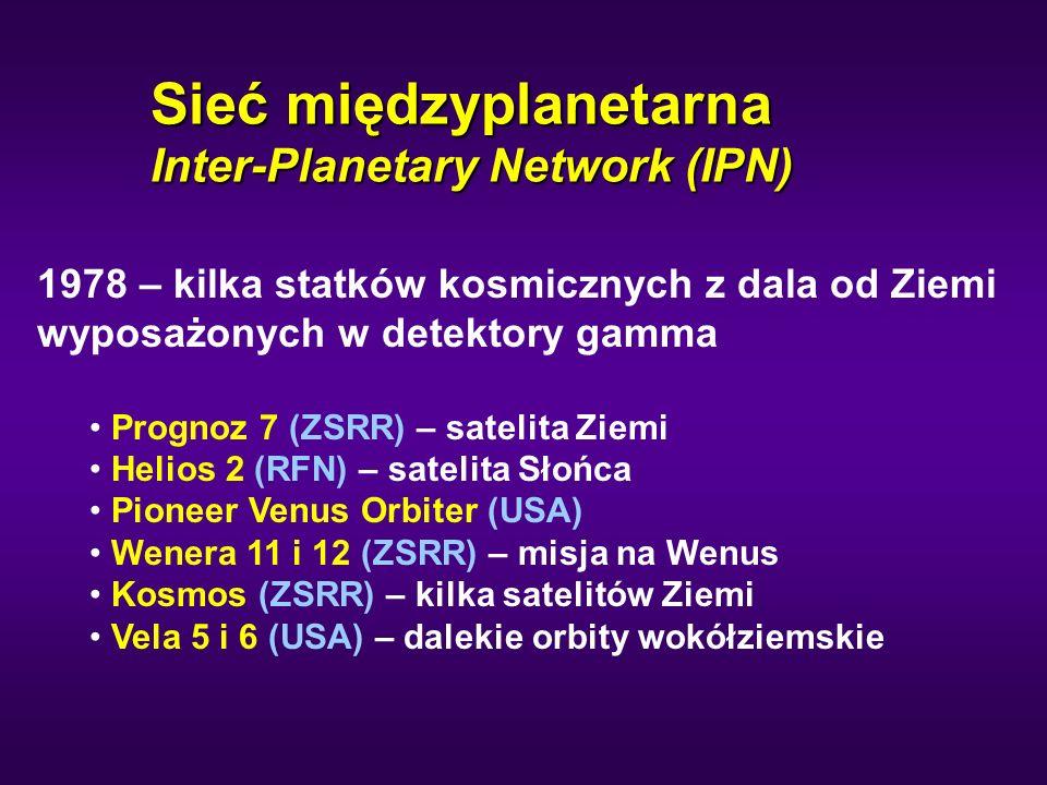 Sieć międzyplanetarna Inter-Planetary Network (IPN)