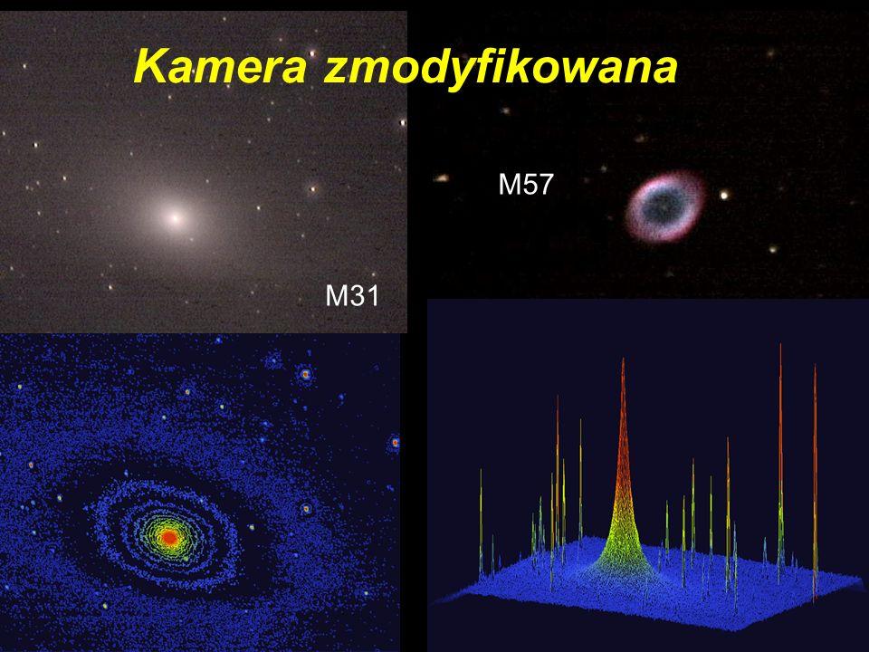 Kamera zmodyfikowana M57 M31