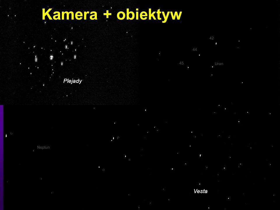 Kamera + obiektyw Plejady Vesta