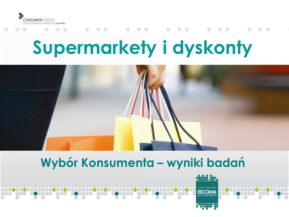 Supermarkety i dyskonty