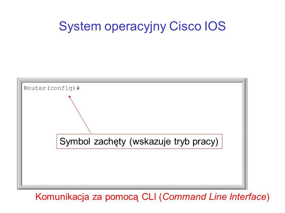 System operacyjny Cisco IOS