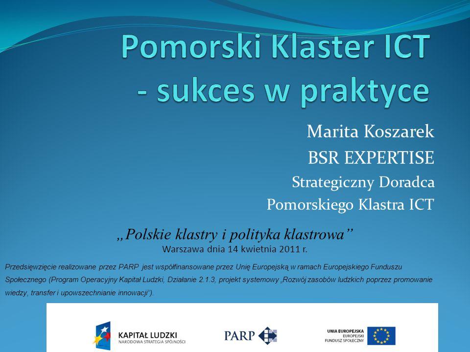 Pomorski Klaster ICT - sukces w praktyce