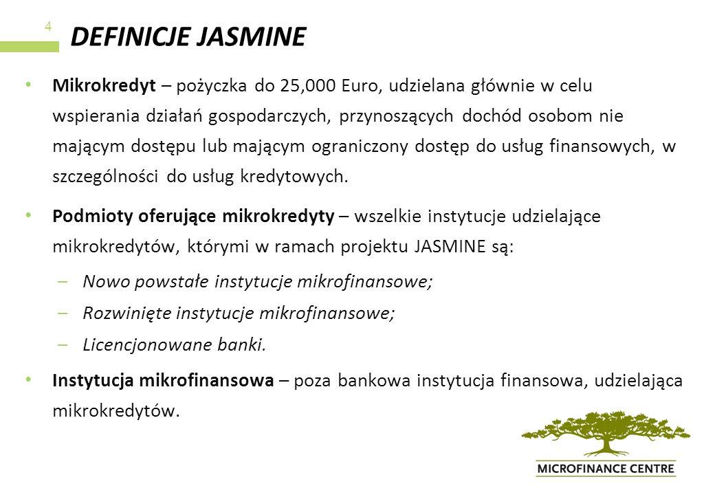 DEFINICJE JASMINE