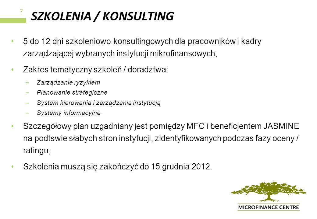 SZKOLENIA / KONSULTING
