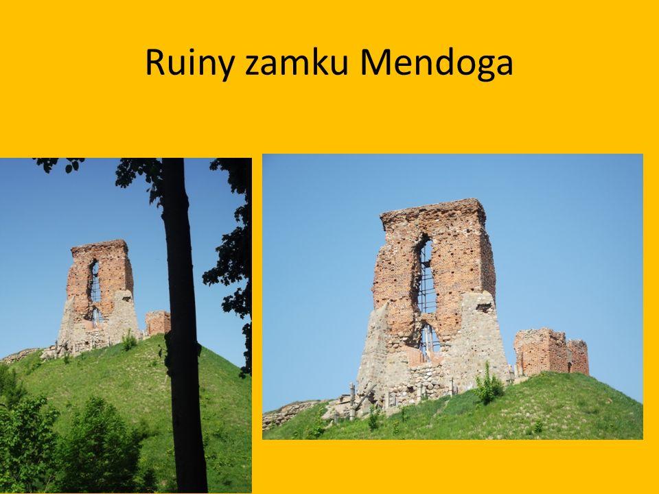 Ruiny zamku Mendoga