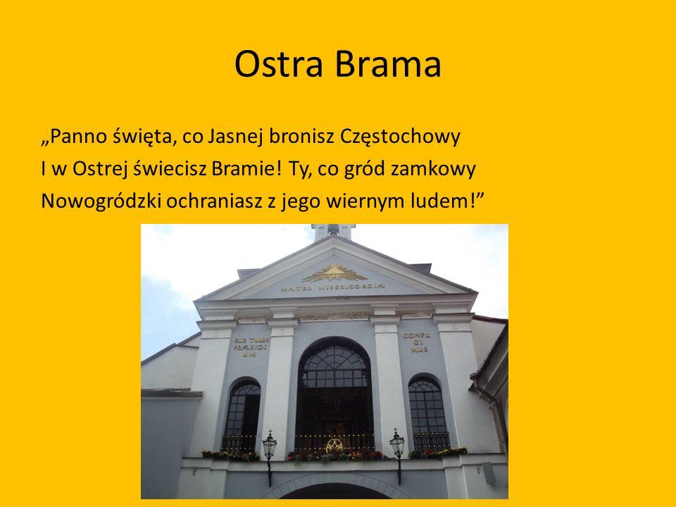 Ostra Brama