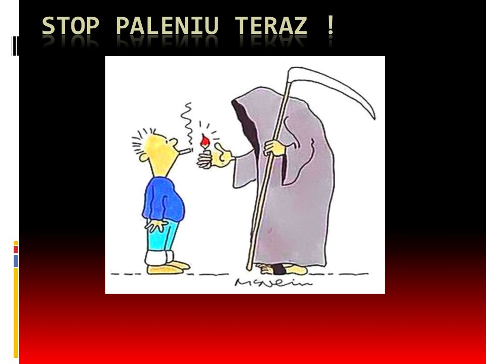 Stop paleniu teraz !