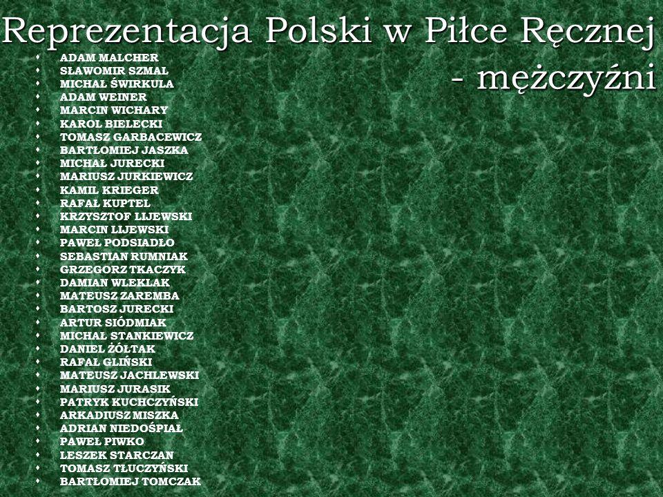 Reprezentacja Polski w Piłce Ręcznej