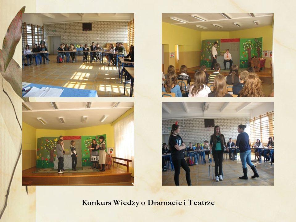 Konkurs Wiedzy o Dramacie i Teatrze