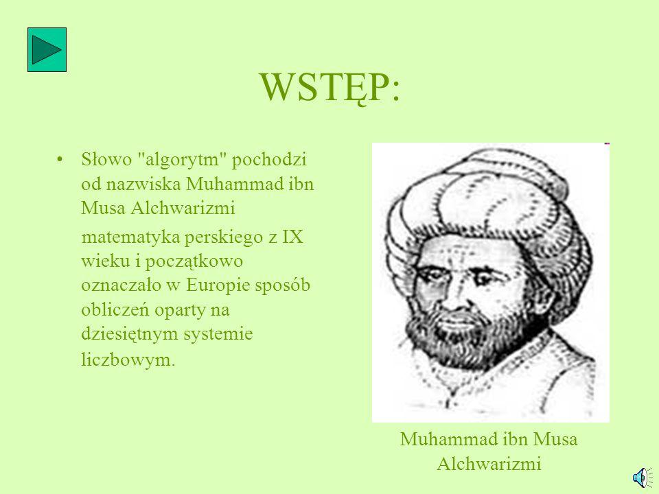 Muhammad ibn Musa Alchwarizmi
