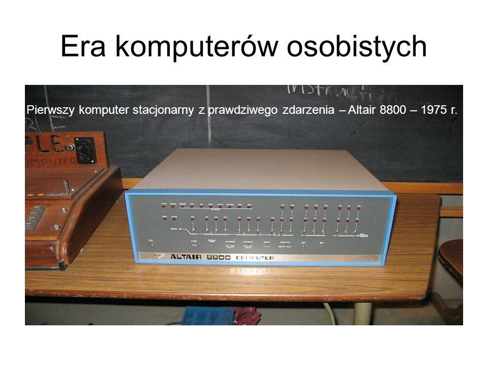 Era komputerów osobistych