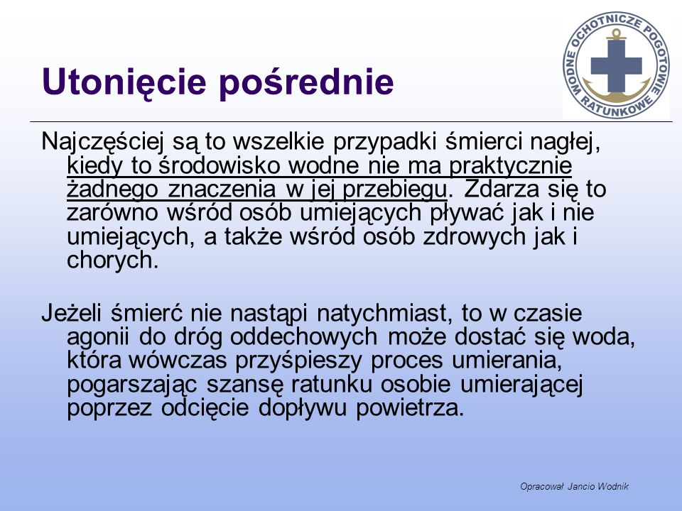 Opracował Jancio Wodnik