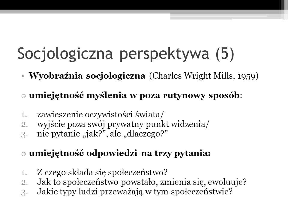 Socjologiczna perspektywa (5)