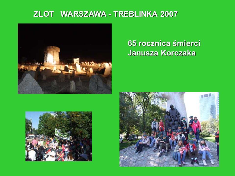 ZLOT WARSZAWA - TREBLINKA 2007