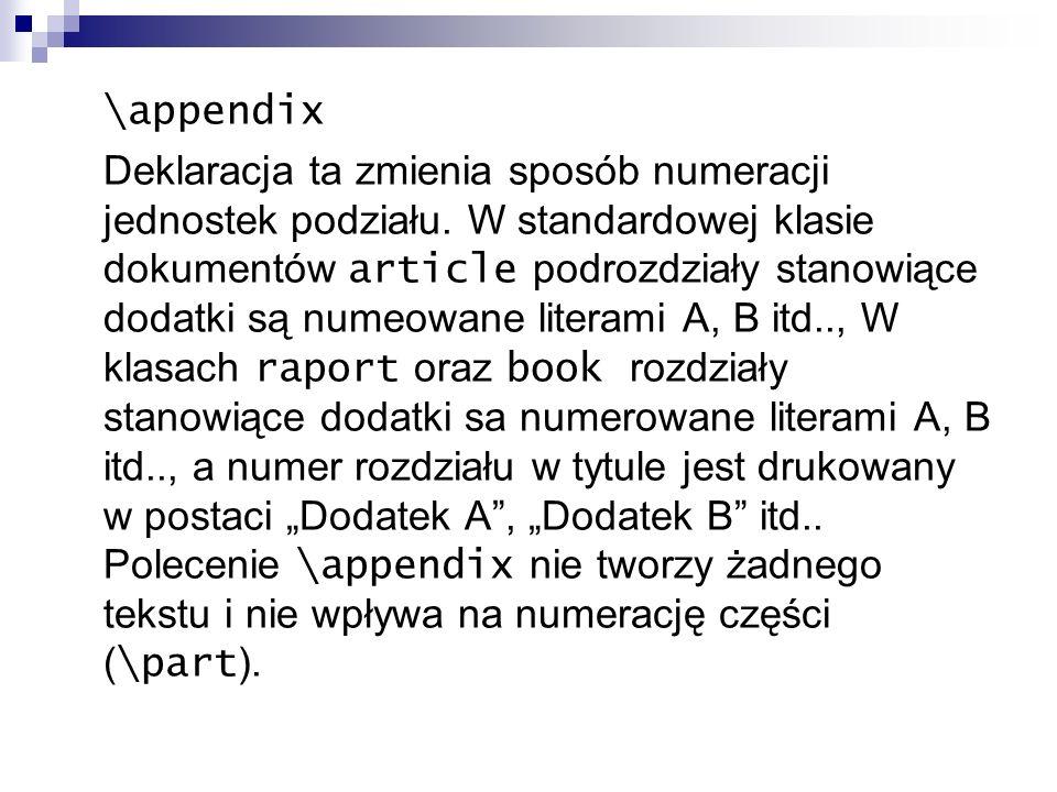 \appendix