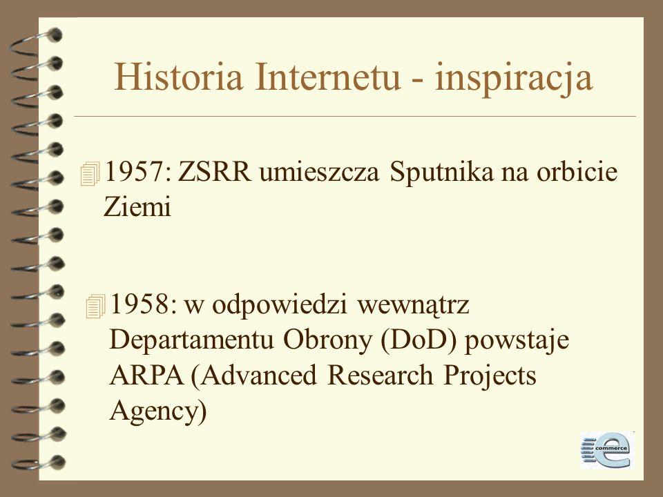 Historia Internetu - inspiracja