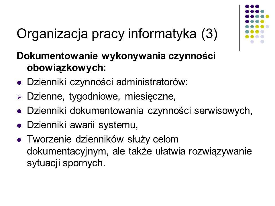 Organizacja pracy informatyka (3)