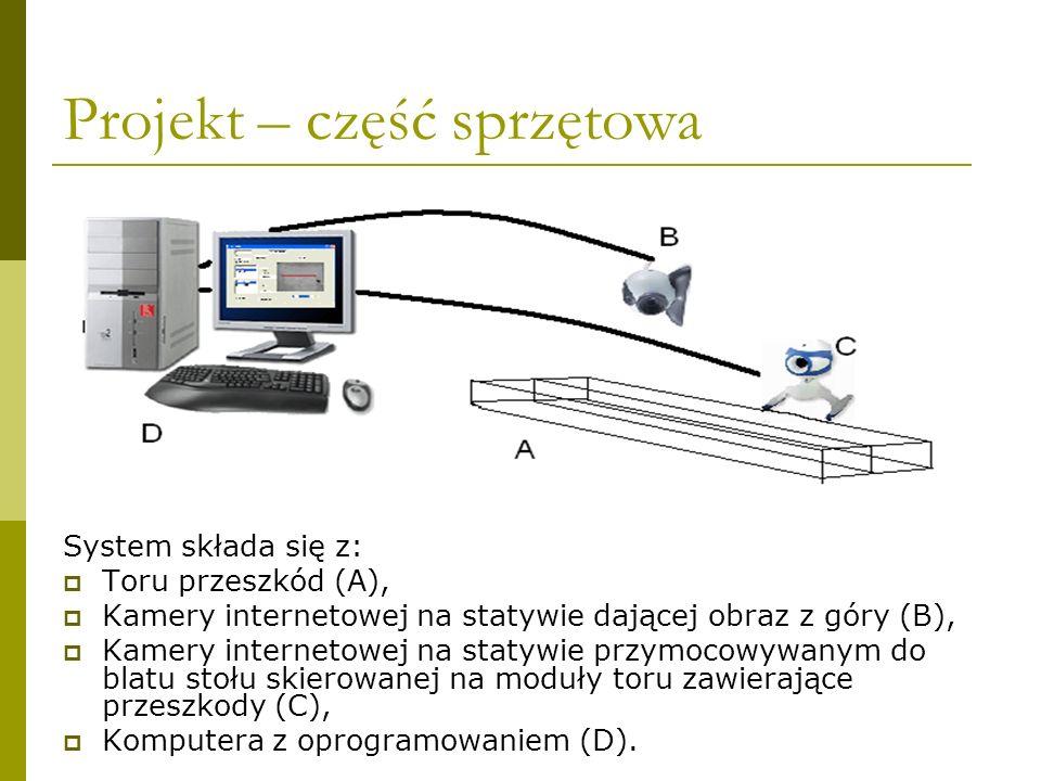 Projekt – część sprzętowa