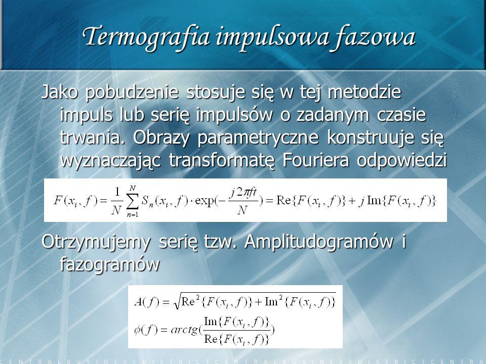 Termografia impulsowa fazowa