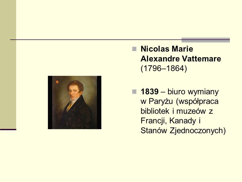 Nicolas Marie Alexandre Vattemare (1796–1864)