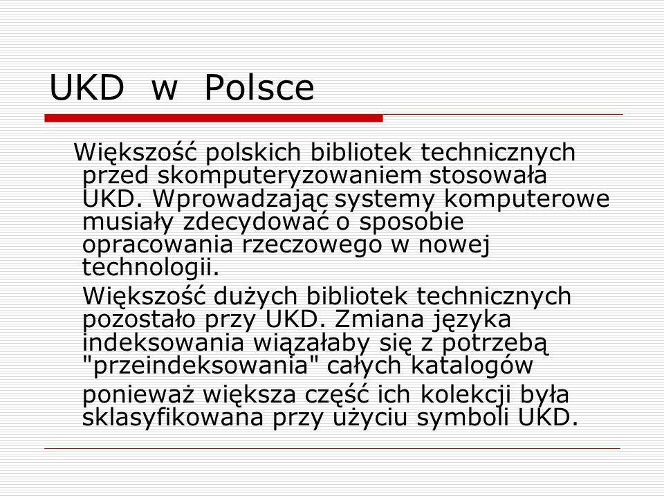 UKD w Polsce