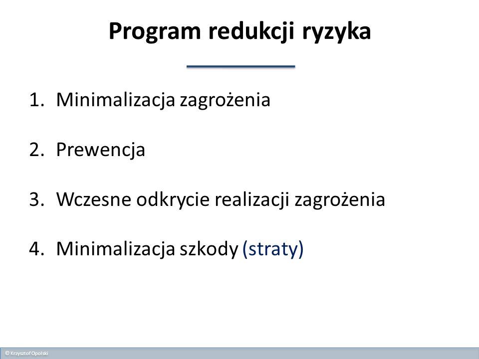 Program redukcji ryzyka