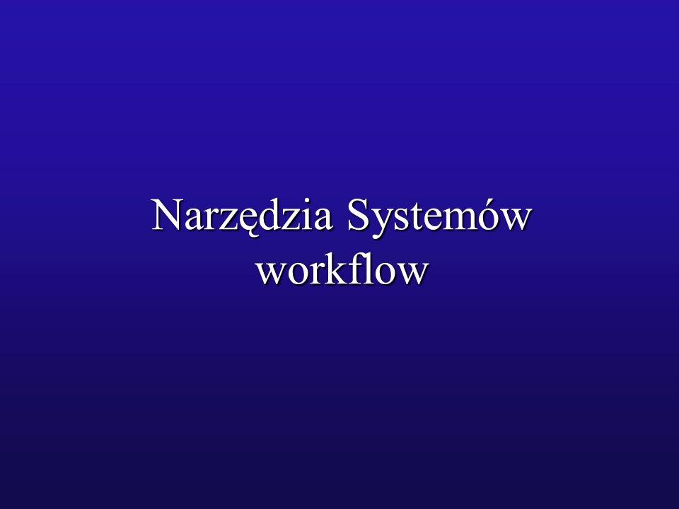 Narzędzia Systemów workflow