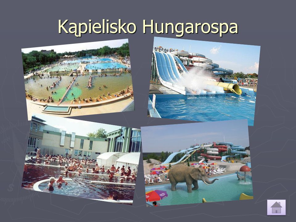 Kąpielisko Hungarospa
