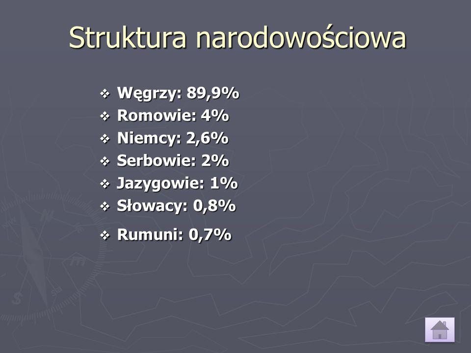 Struktura narodowościowa