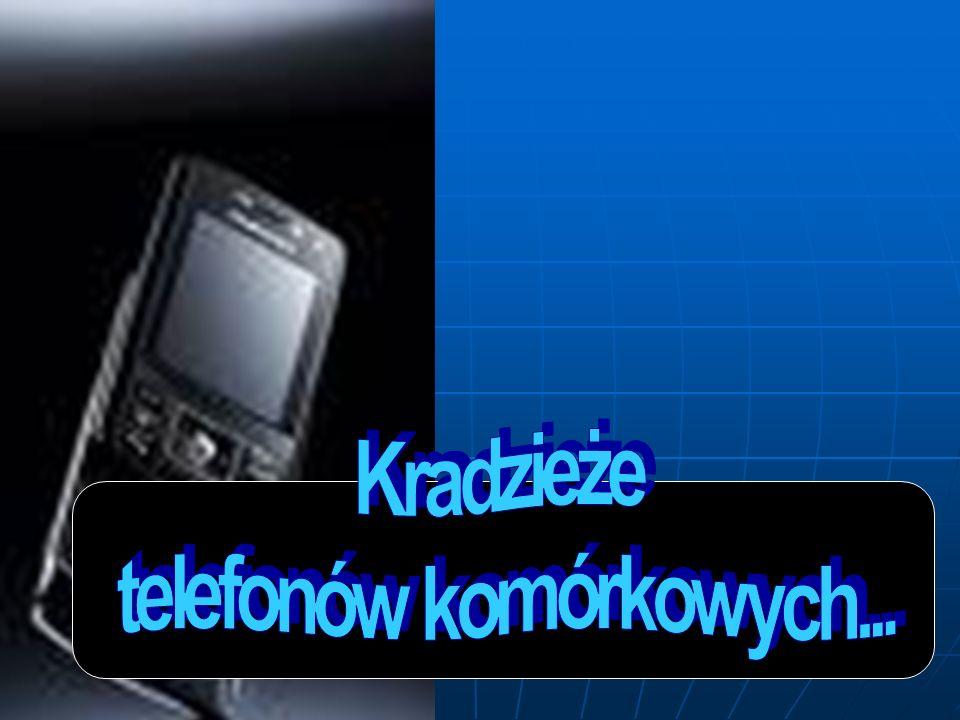 telefonów komórkowych...