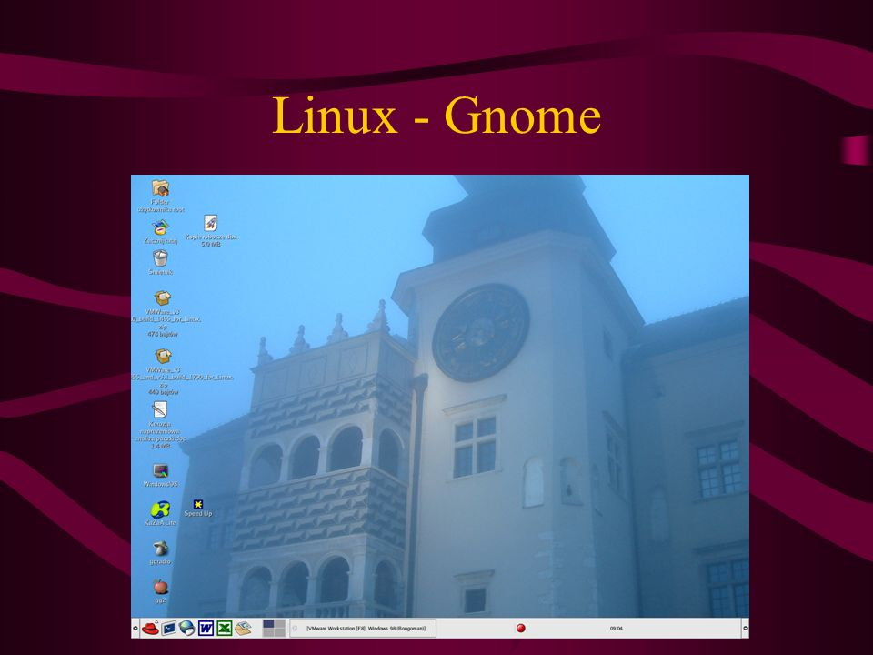 Linux - Gnome