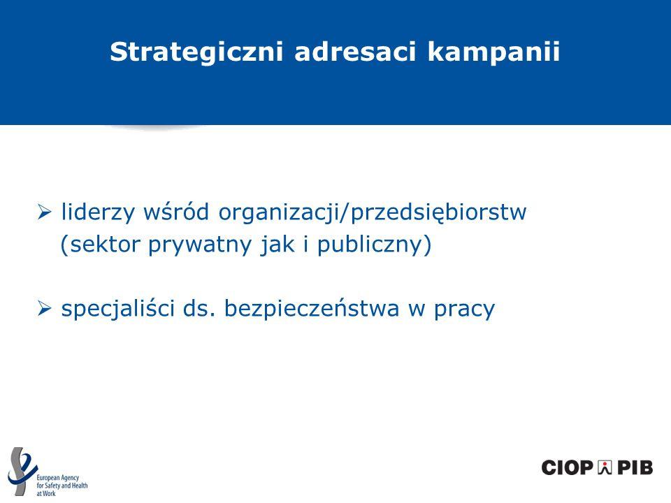 Strategiczni adresaci kampanii