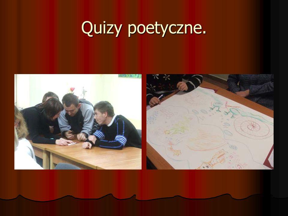 Quizy poetyczne.