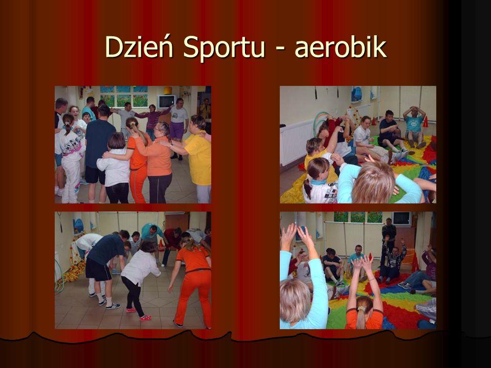 Dzień Sportu - aerobik