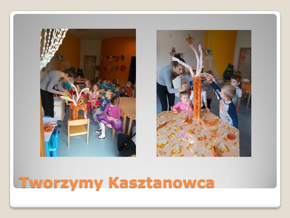 Tworzymy Kasztanowca