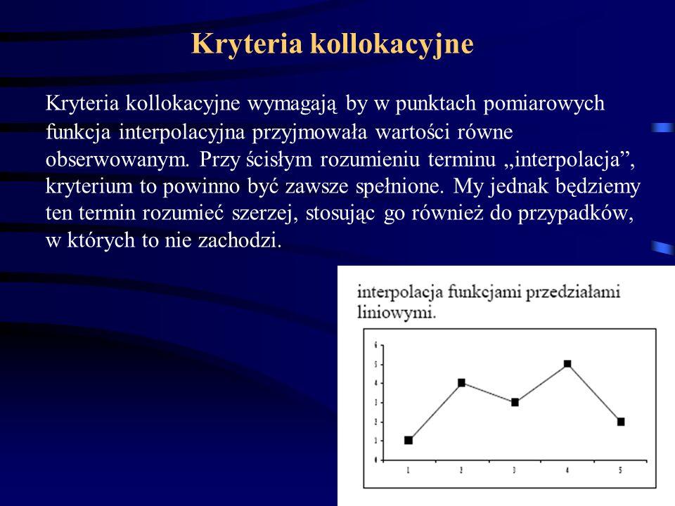 Kryteria kollokacyjne